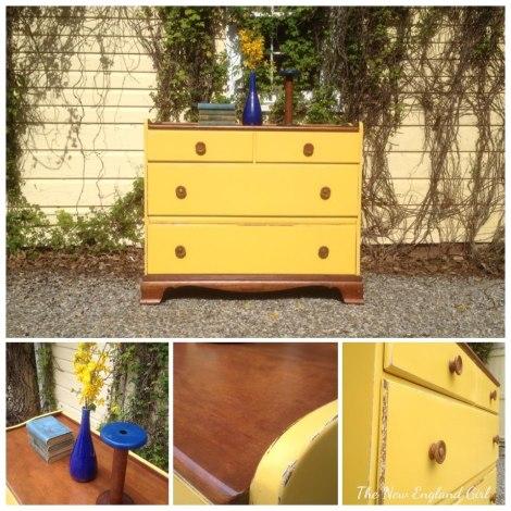 Yellow Dresser Redo
